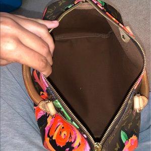 Handbags - Speedy 30 Stephen Sprouse limited edition